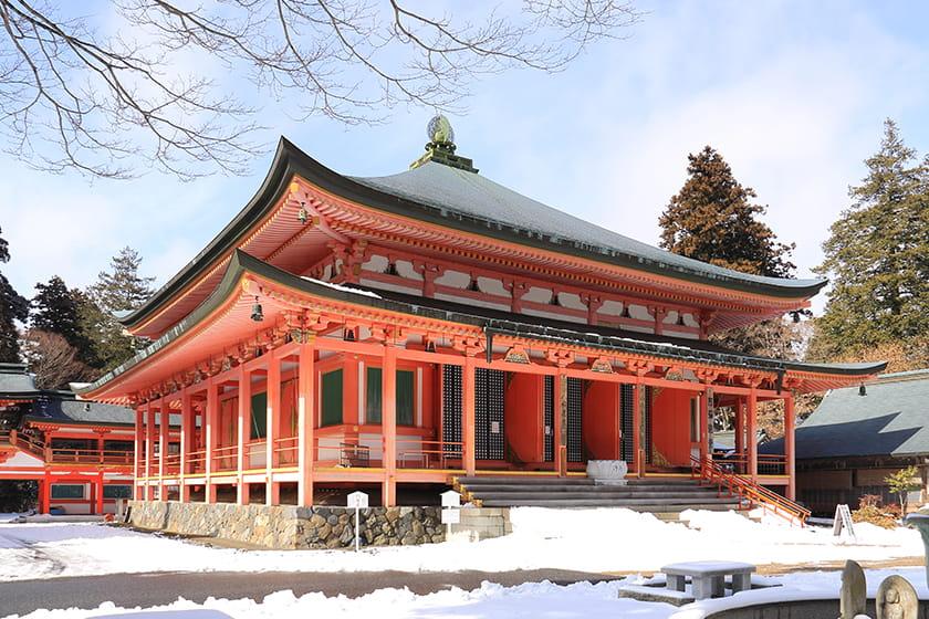 比叡山延曆寺 hieizan_enryakuji_temple