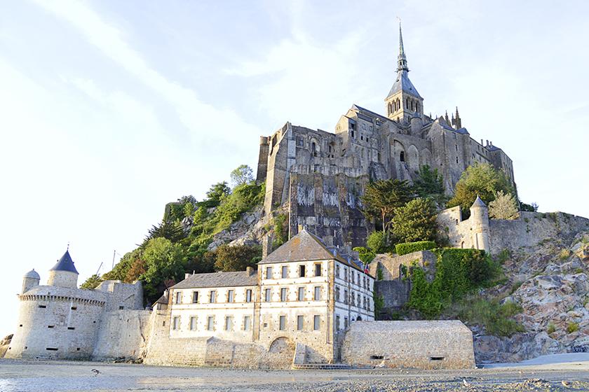 聖米歇爾山 mont_saint_michel