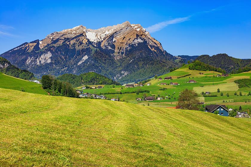 瑞士 皮拉圖斯山 pilatus