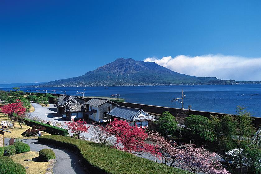 櫻島火山 sakurajima_volcano