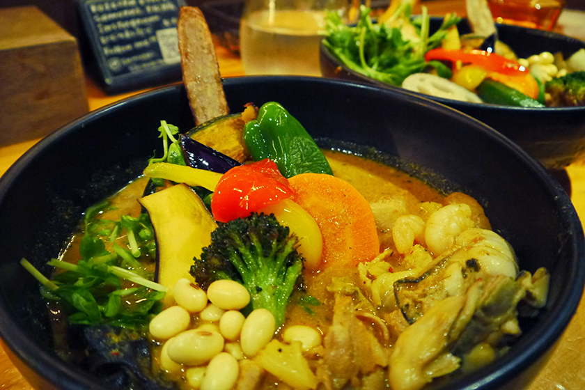 下北澤 shimokita samurai curry