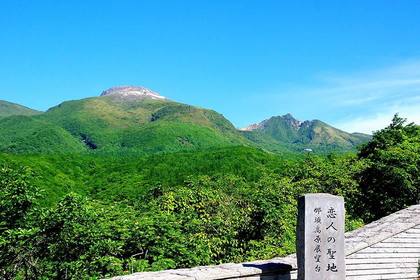 栃木 那須 蔥綠高原一日散策 tochigi-nasu