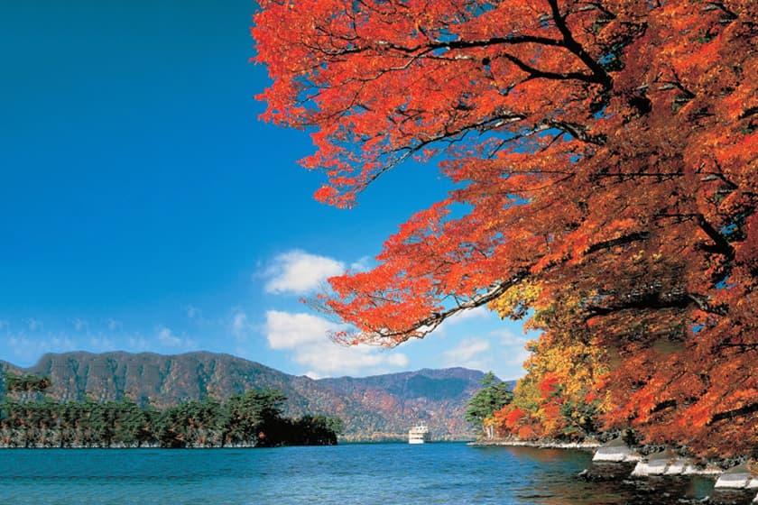 towadako 十和田湖